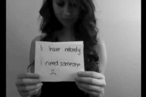 amanda todd I need someone